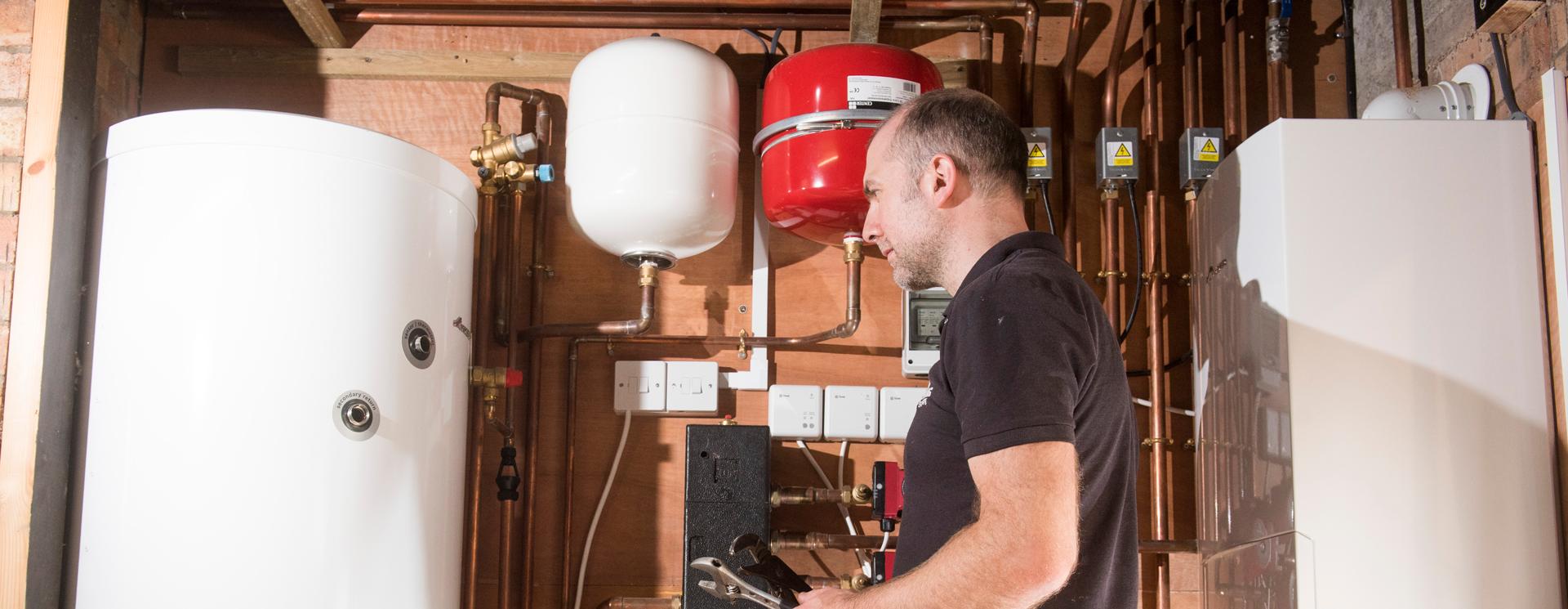 Heating Services: Powerflushing