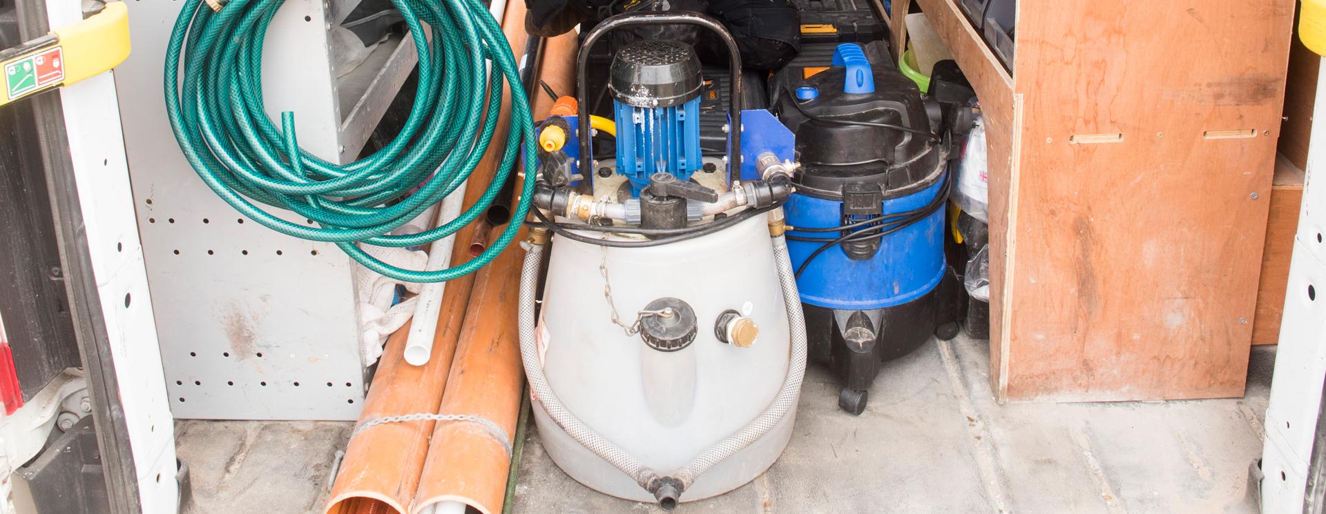 Powerflushing: Viking Plumbing and Heating