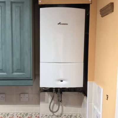 Worcester Bosch Heating Installation