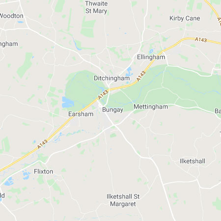 Area covered: Bungay